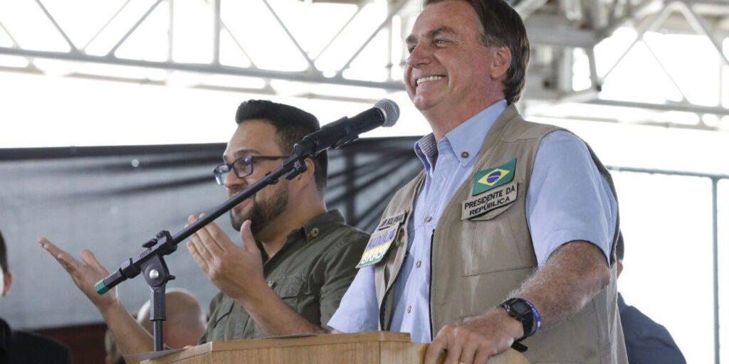 Presidente comemora mil dias de governo no interior da Bahia