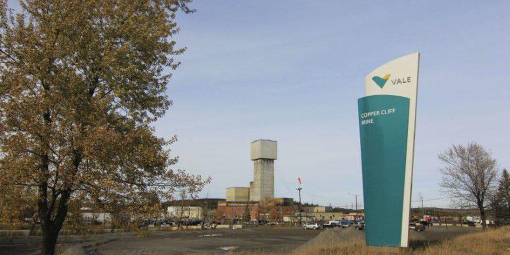 Vale resgata 33 dos 39 trabalhadores em mina no Canadá