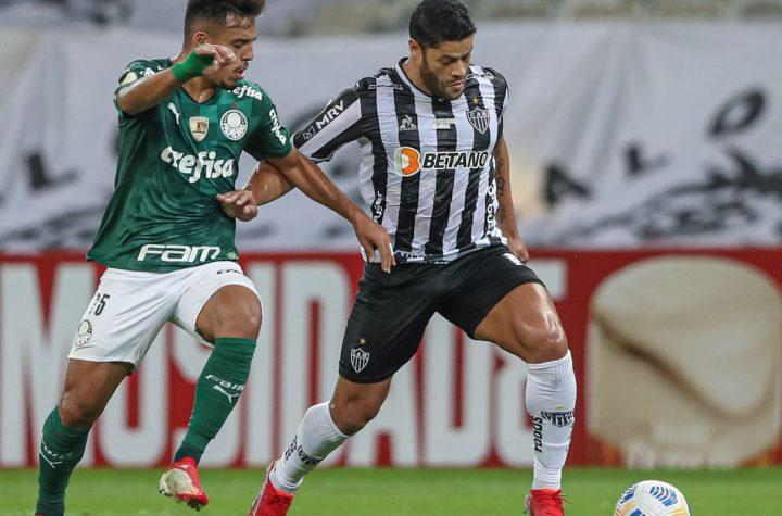 Palmeiras e Galo começam a disputar vaga na final