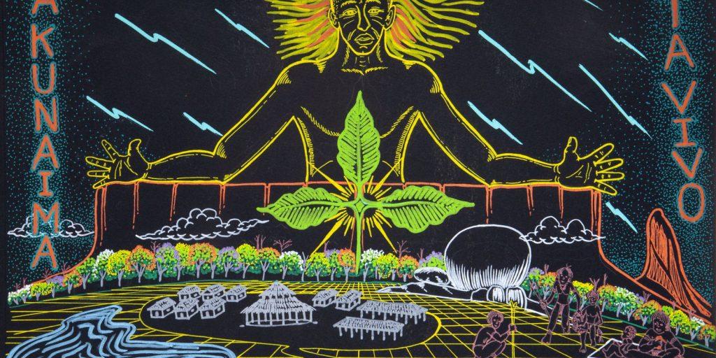 Exposição de arte indígena está em cartaz no MAM em São Paulo