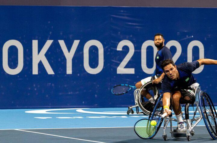Brasil disputa Copa do Mundo por equipes de tênis em cadeira