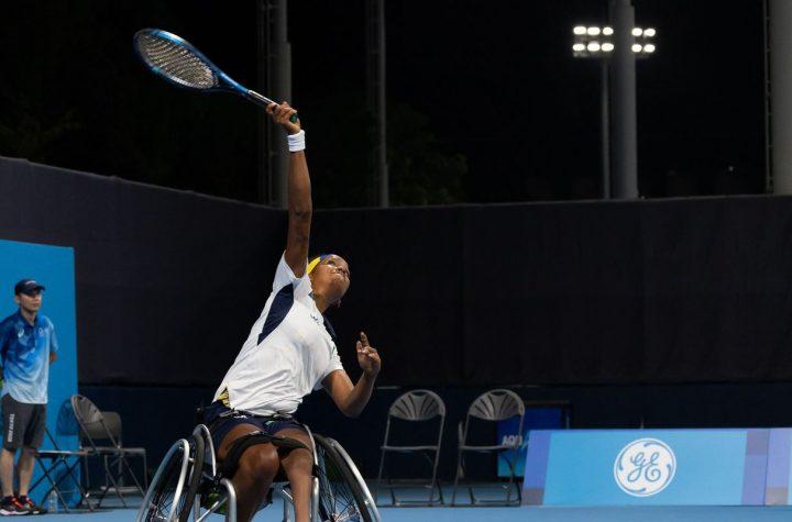 SP recebe etapa do circuito mundial de tênis em cadeira de rodas