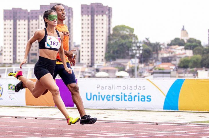 Paralimpíada Universitária reuniu amadores e medalhistas