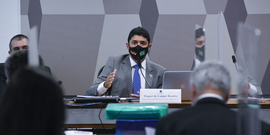 Wagner Rosário diz que não houve omissão na negociação da Covaxin