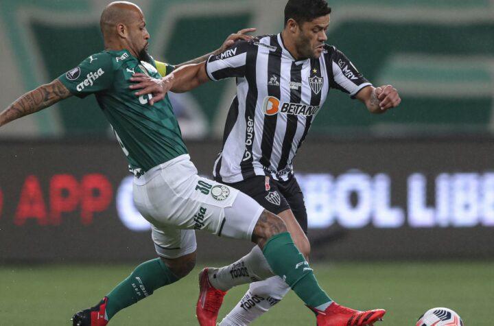 Atlético-MG e Palmeiras decidem vaga na final
