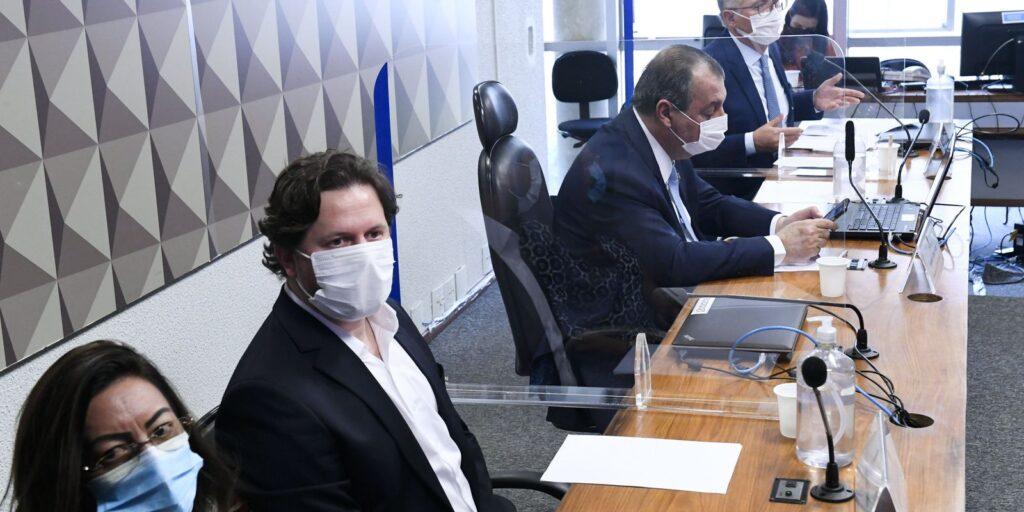 Diretor da Precisa diz na CPI não ter participado de negociação da Covaxin