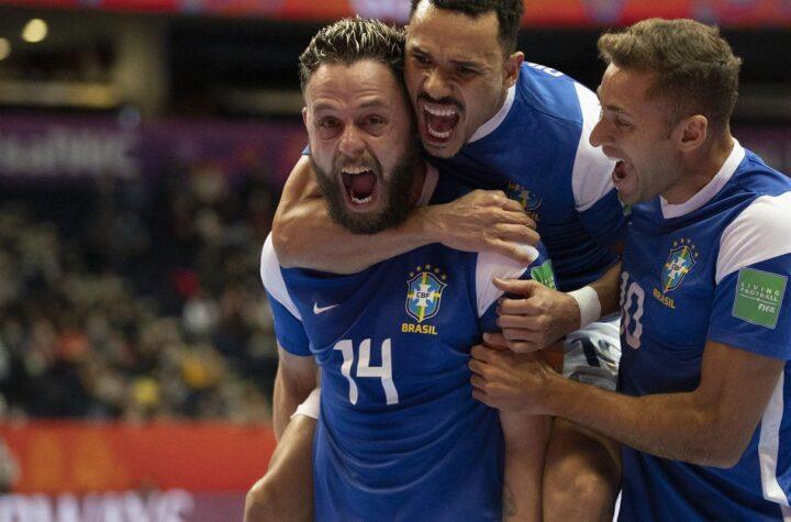 Brasil derrota o Marrocos e vai à semifinal da Copa do Mundo