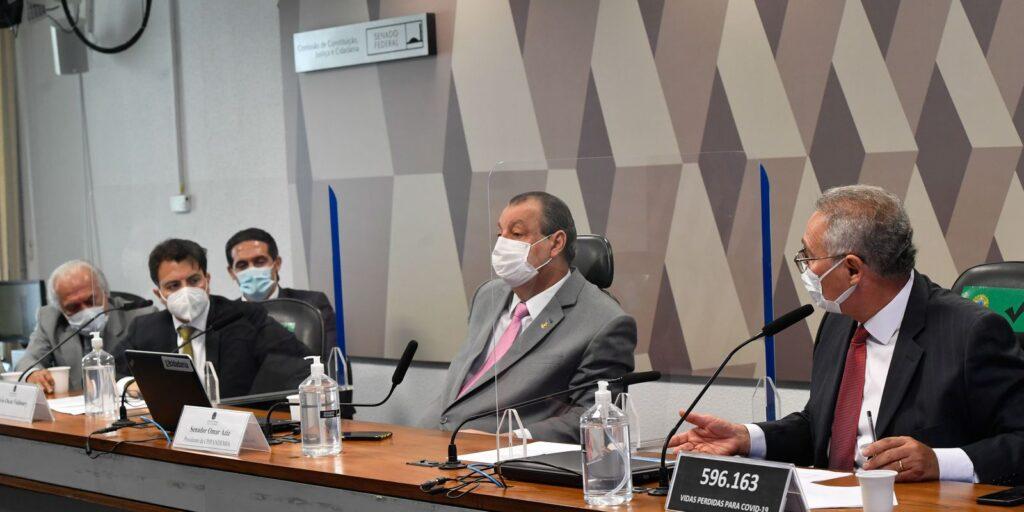 CPI: empresário Otávio Fakhoury diz que é alvo de campanha difamatória