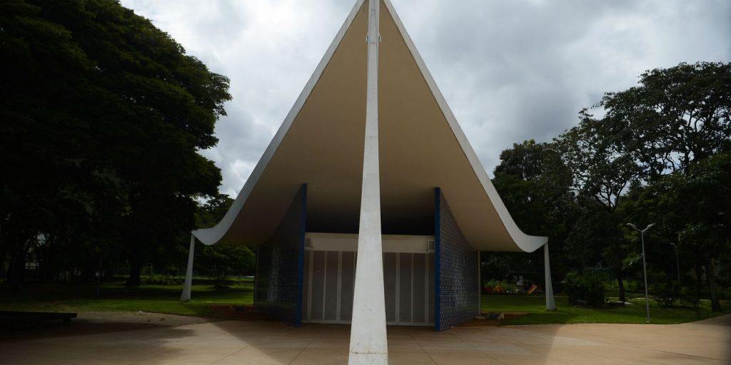 Iphan faz recomendações para restauração da Igrejinha