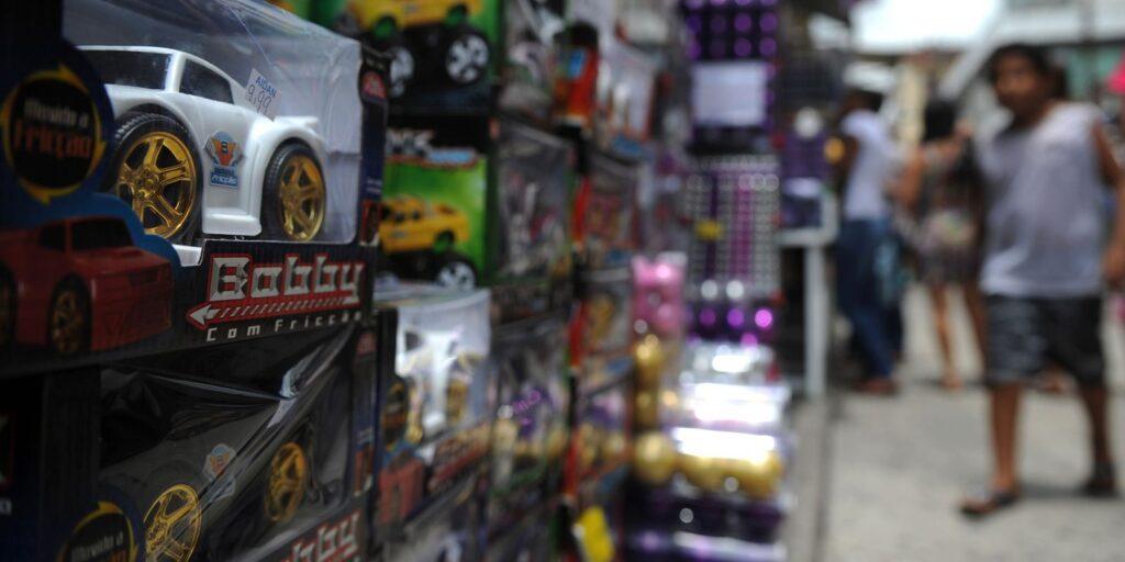 SP: vendas para Dia das Crianças devem crescer 3%, estimam lojistas