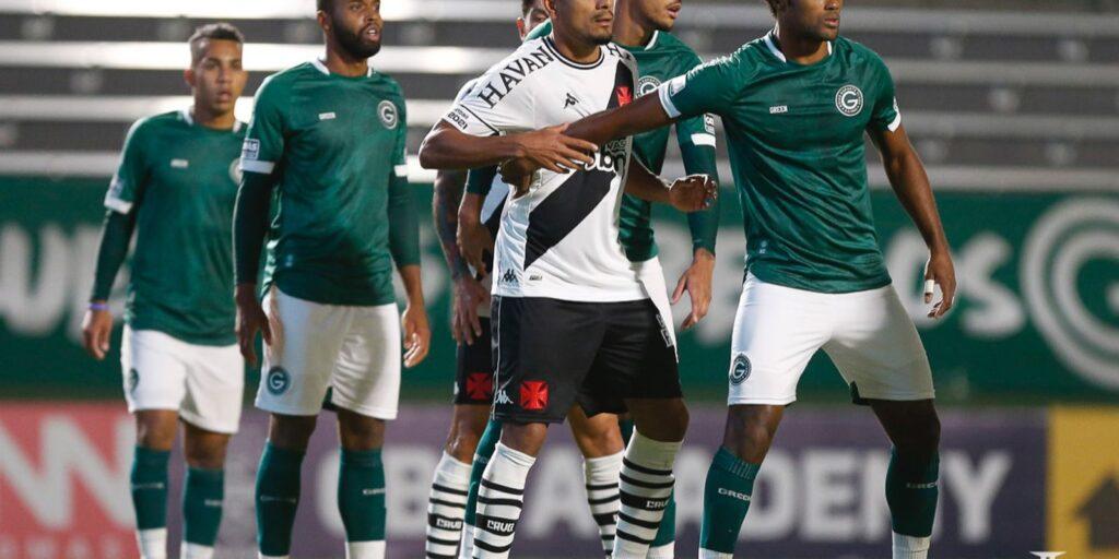 Vasco e Goiás se enfrentam na abertura da 27ª rodada