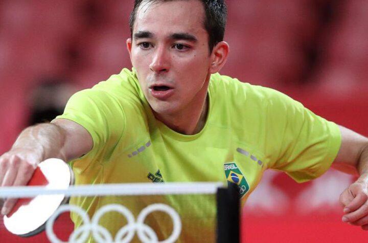 Calderano faz história ao ingressar no top 5 mundial do tênis de