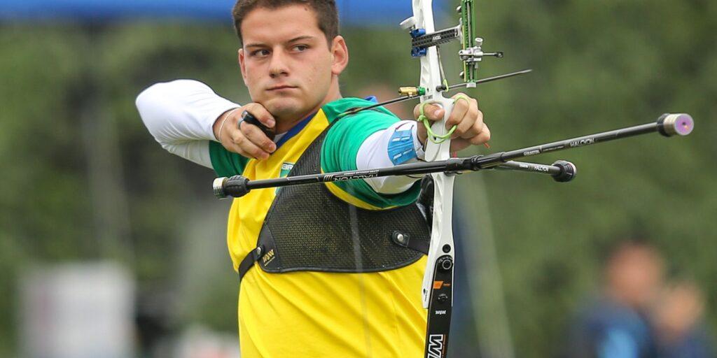 Marcus D'Almeida é vice-campeão mundial