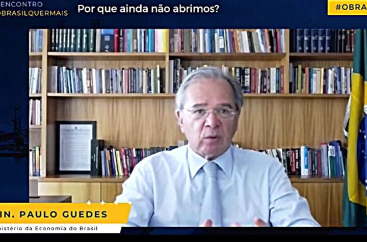 Ministro da Economia: Brasil vai insistir em mudanças no Mercosul