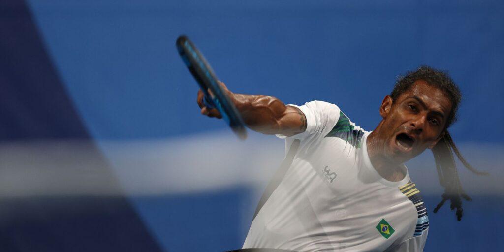Ymanitu Silva mira Grand Slams em caminho até Paralimpíada