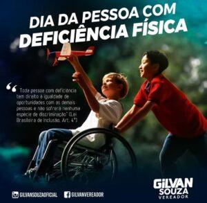 Dia Nacional da Pessoa com Deficiência Física